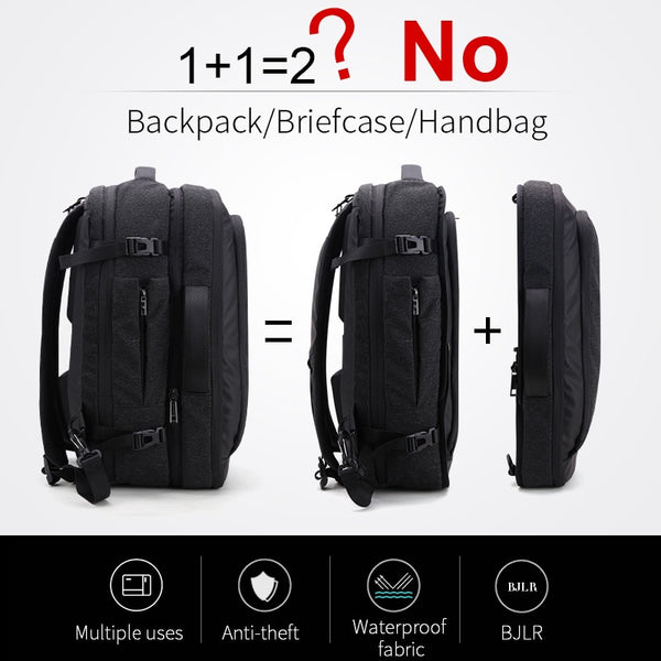 All in 1 Backpack / Laptop Bag / Handbag