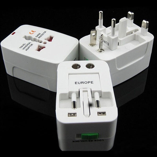 Travel AC Power Plug Socket Converter