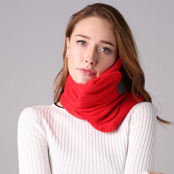 Comfort Scarf Travel Pillow