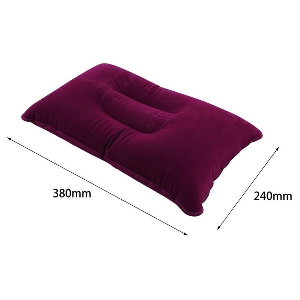 Inflatable Sleep Pillow