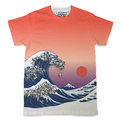 HUE 29 : THE GREAT WAVE OF PUG