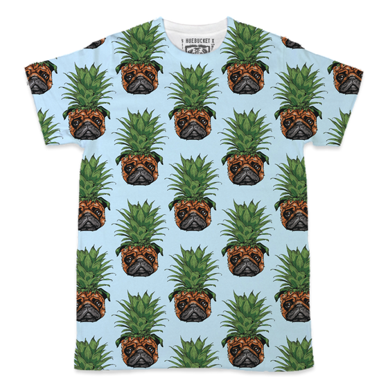 HUE 55 : PINEAPPLE PUG OVP.
