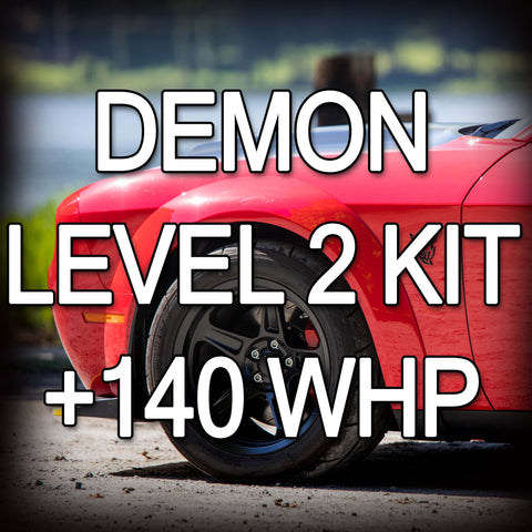 Level 2 Demon Kit (+140 WHP)