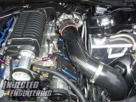 LMI Whipple True Cold Air Intake