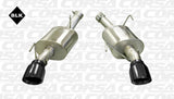 Corsa Axle Back Exhaust (Shelby GT500)