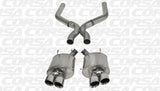 Corsa Cat Back Exhaust (Shelby GT500)
