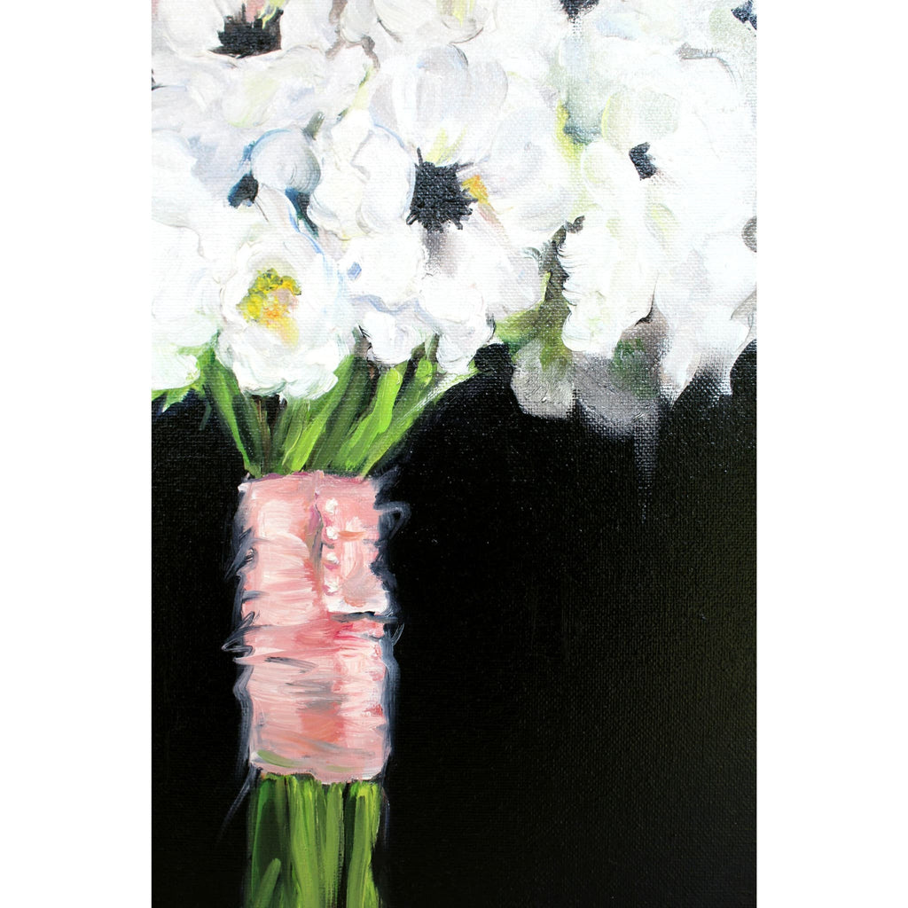"Oil Painting ""Purely Anemone"" 20""x24"""