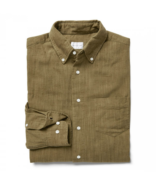 Slubber Loose Shirt by Gant Rugger