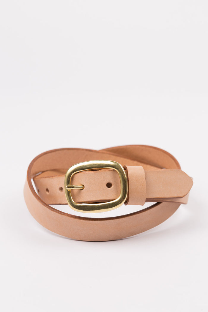 Standard Belt in Natural by Article