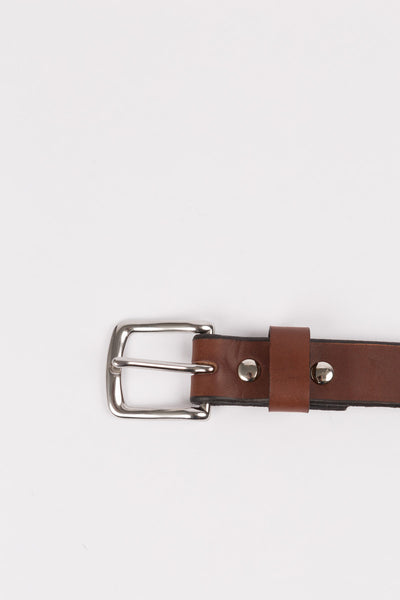 Standard Belt in Brown by Article