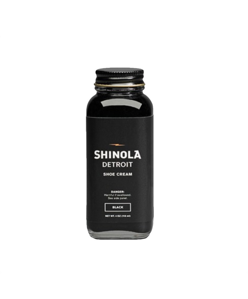 Black Shoe Cream by Shinola