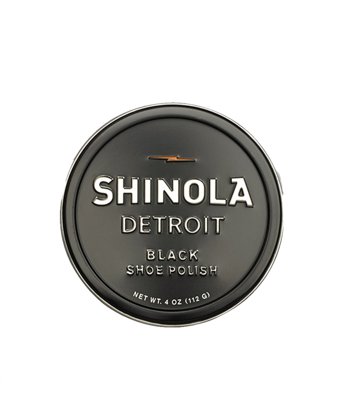 Black Shoe Polish by Shinola