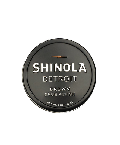 Brown Shoe Polish by Shinola