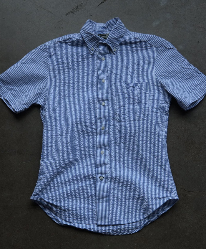 Classic Seersucker Shirt by Gitman Vintage