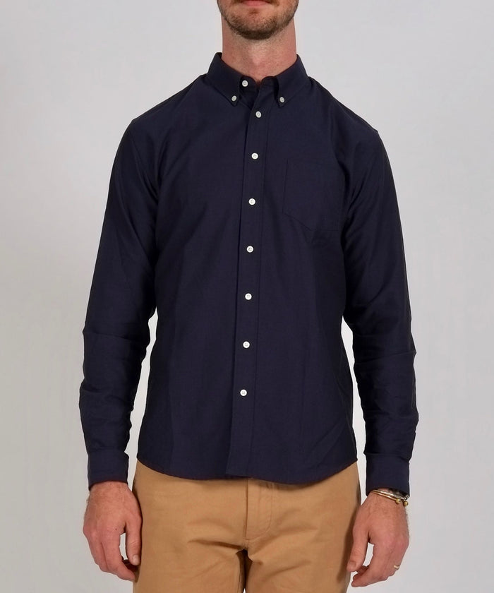 Oxford One in Dark Blue by Schnayderman's