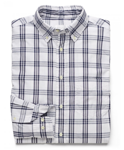 Dreamy Oxford Check Shirt by Gant Rugger