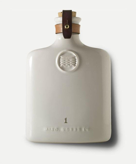 Ceramic Flask by Misc. Goods