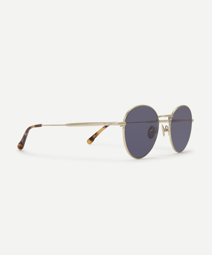 Quincy in Brushed Soft Gold by Steven Alan