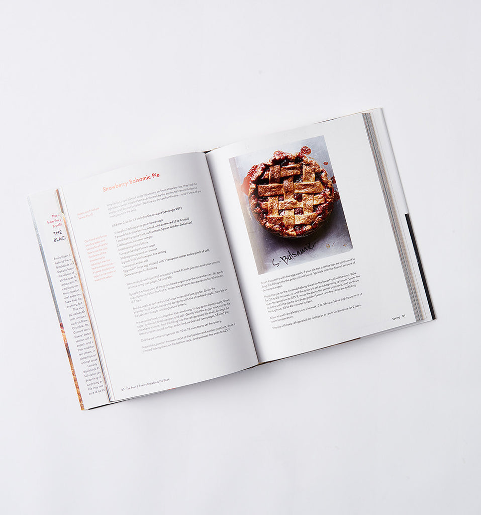 Four and Twenty Blackbirds Pie Book