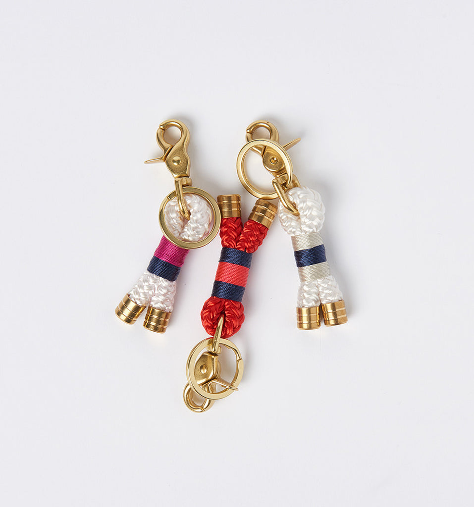 Rope Key Chain by The Rope Co.