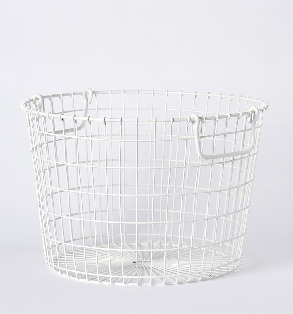 Wire Storage Basket by Lostine
