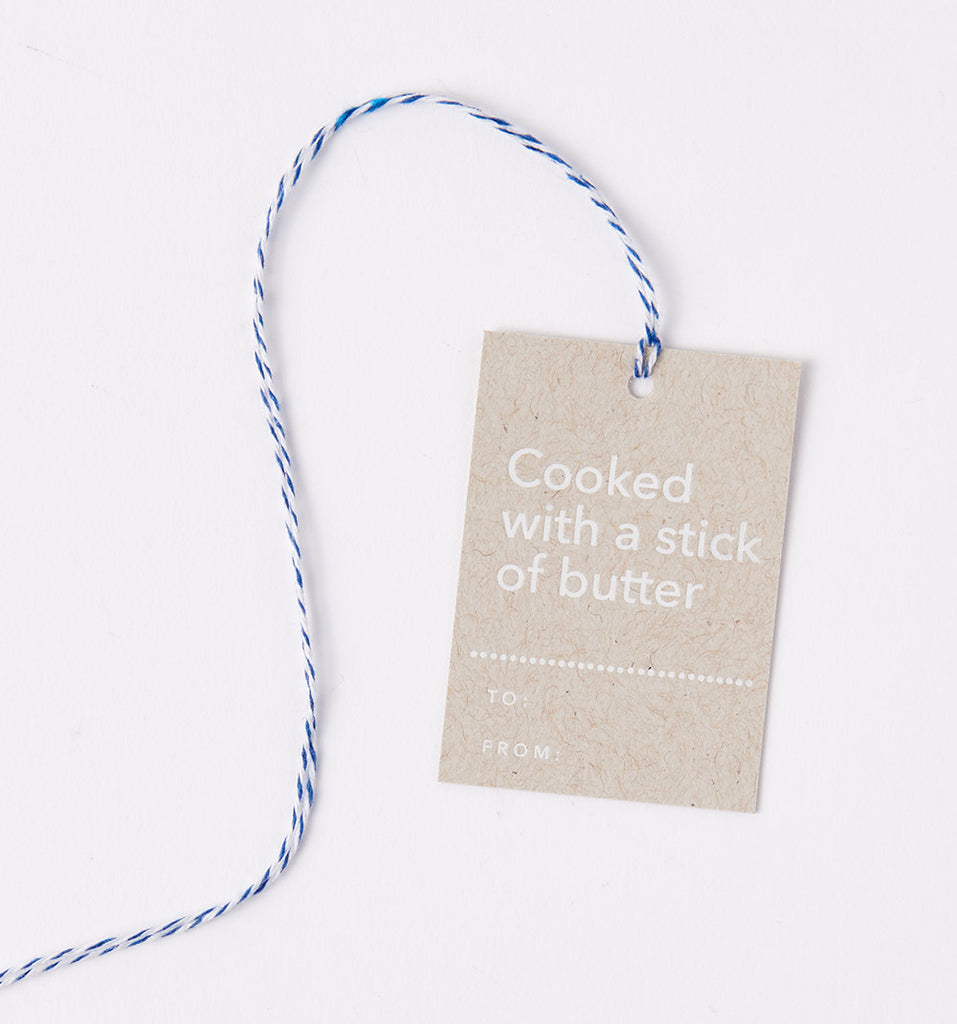 odette williams baked goods gift tag