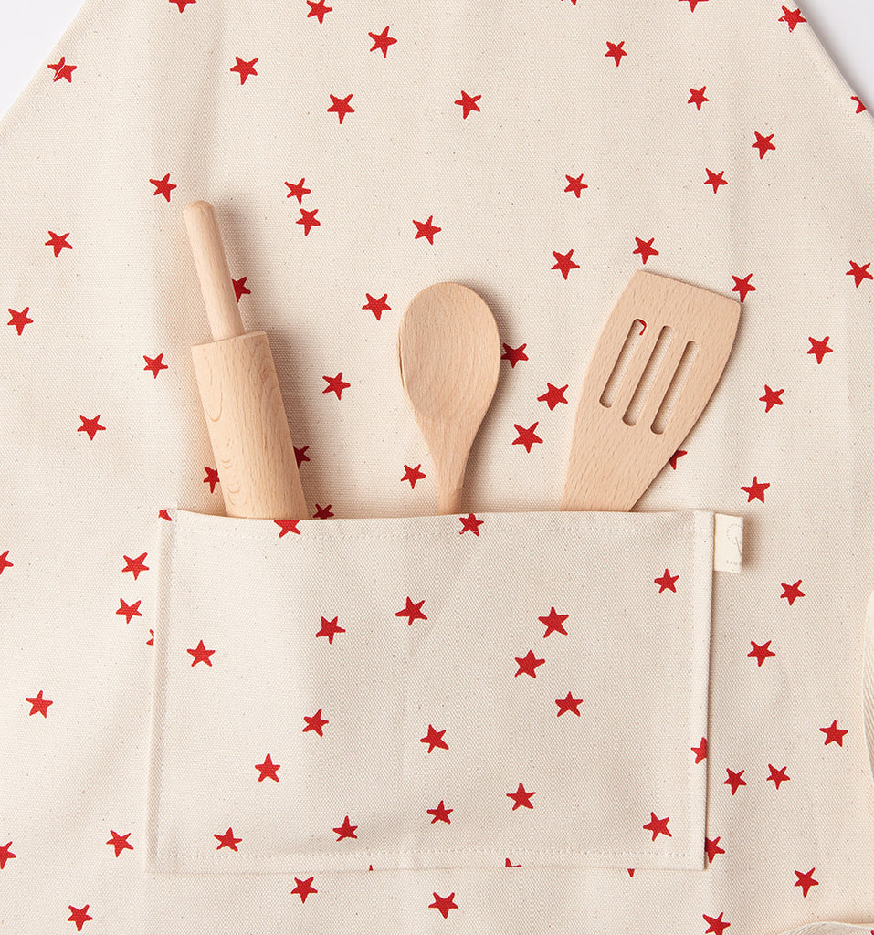 odette williams children's apron set