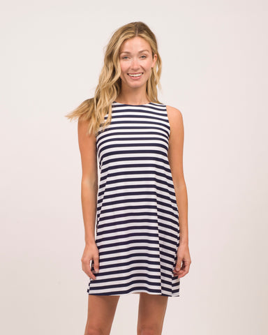 Melody Dress <br>Jude Cloth - Stripe