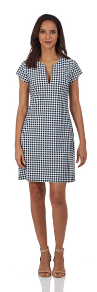 Laney Dress <br>Jude Cloth - Gingham