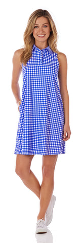 Harlee Dress <br>Jude Cloth - Gingham