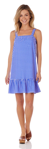 Addison Dress <br>Jude Cloth - Gingham