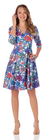 Lennox Dress <br>Jude Cloth - Botanical Floral
