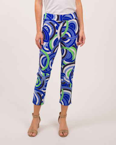 Lucia Pant <br>Jude Cloth - Circles