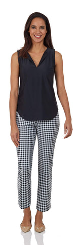 Lucia Pant <br>Jude Cloth - Gingham
