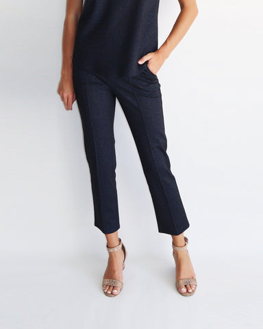 Tobi Pant <br>Jude Denim - Navy