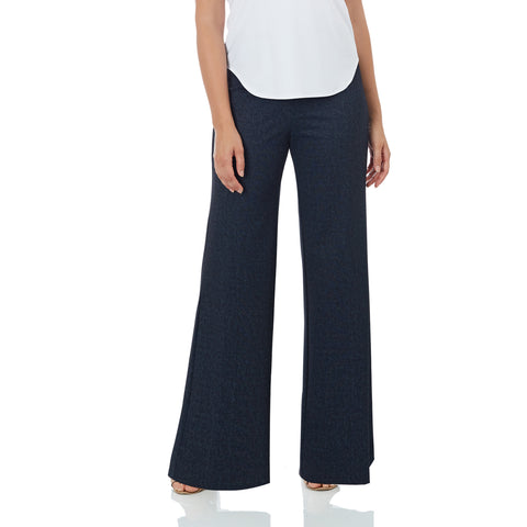 Gwen Pant <br>Stretch Denim - Navy
