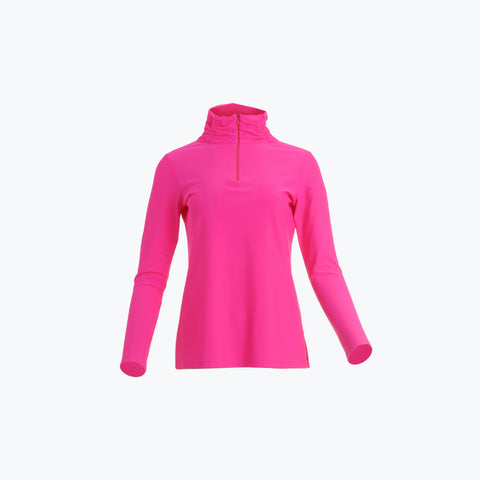 Ashley Top <br>Jude Cloth - Hot Pink