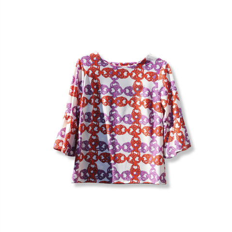 Dixie Top <br>Jude Cloth - Multi Chain - FINAL SALE