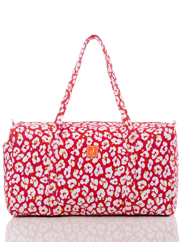 Nellie Weekender Bag in Cheetah Multi Rose - Jude Connally - 5