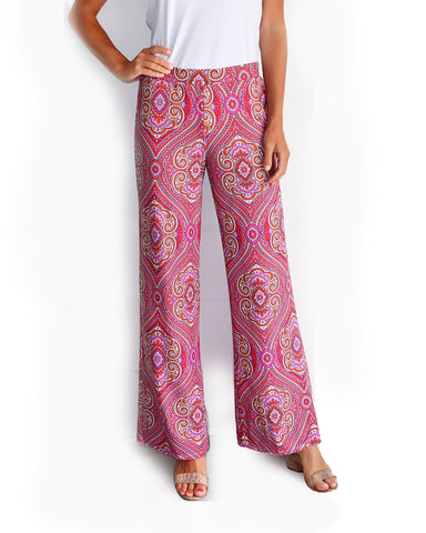 Trixie Pant <br>Jude Cloth - Paisley Medallion