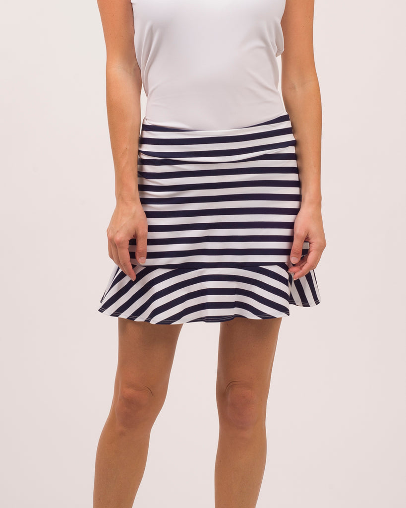 Courtney Skort <br>Jude Cloth - Stripe