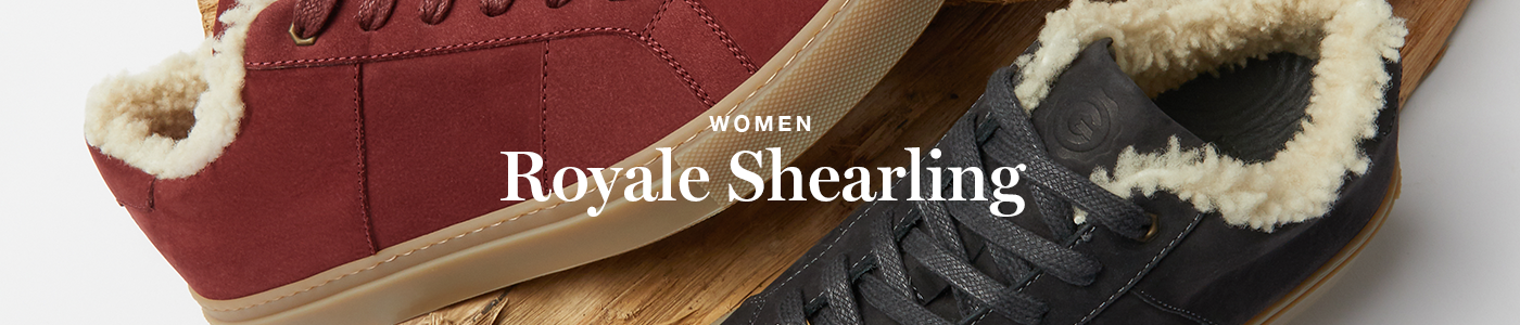 The Royale Shearling - Women's