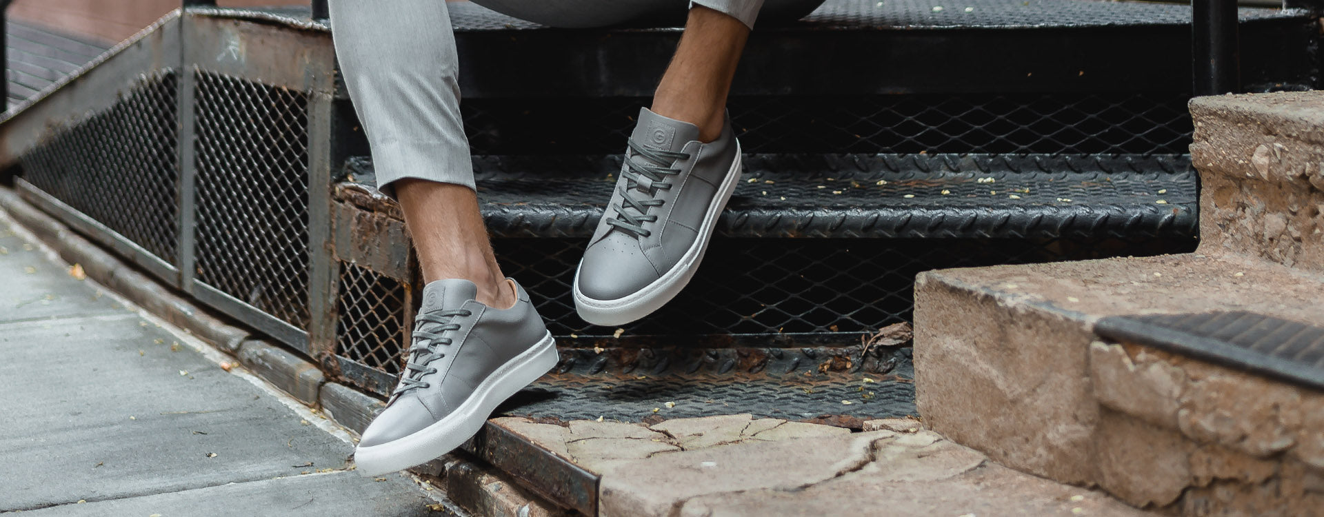 The Royale Ash Grey - SHOP NOW
