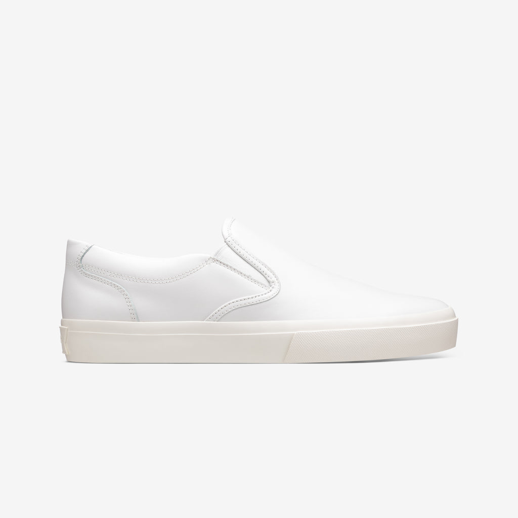 The Wooster Leather - Blanco