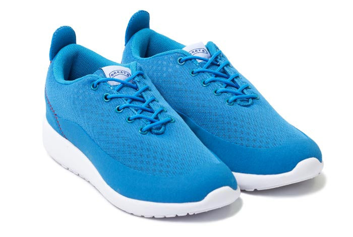 Bab Low - Blue Jay // White Sole