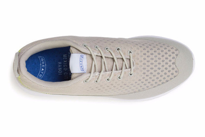Bab Low - Clay // White Sole