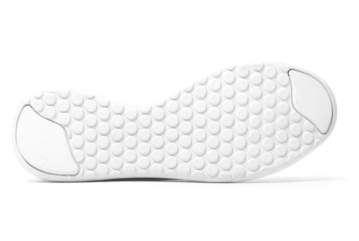 Bab Low - Ghost // White Sole - Women's