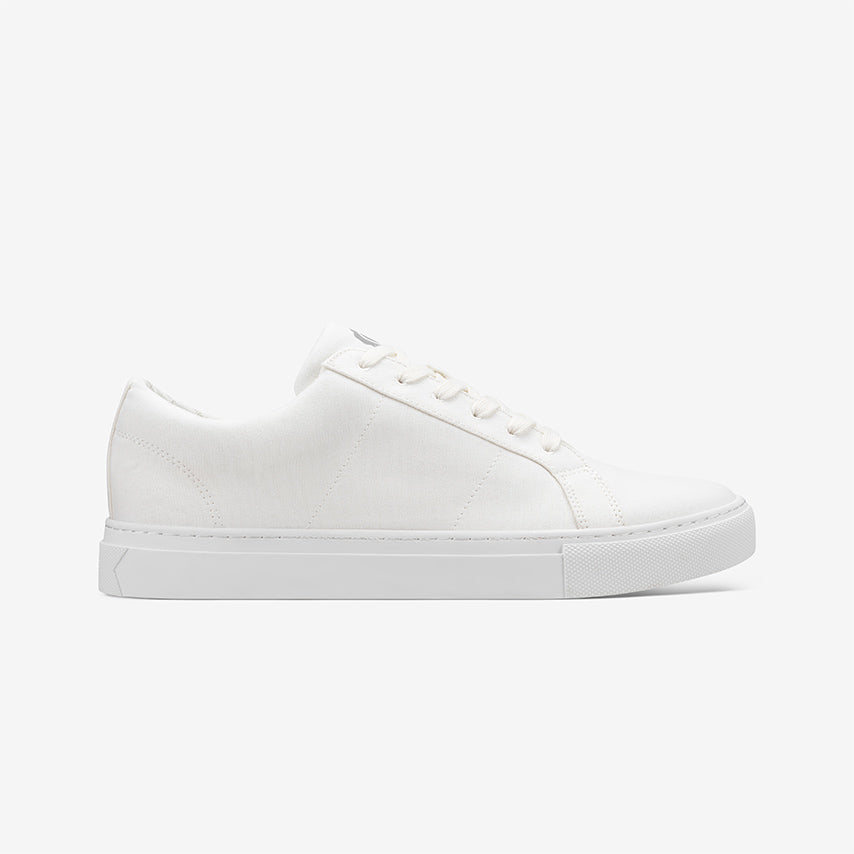 The Royale Eco Canvas - Blanco