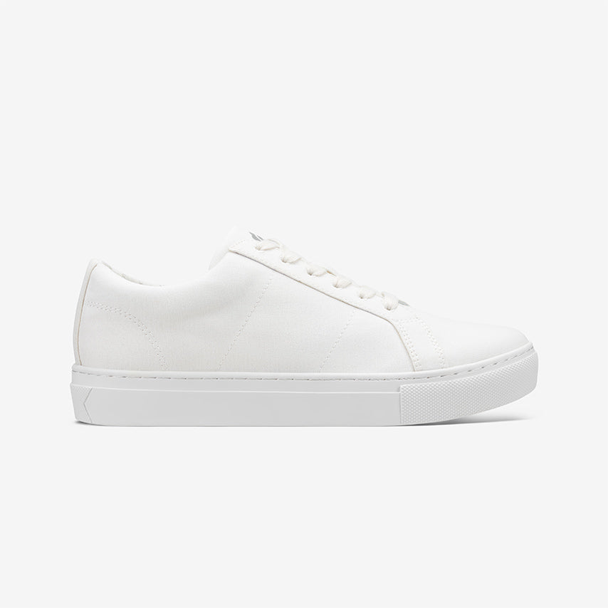 The Royale Eco Canvas Women's - Blanco