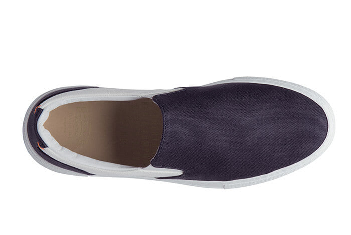 The Wooster Lardini Women's - Navy White